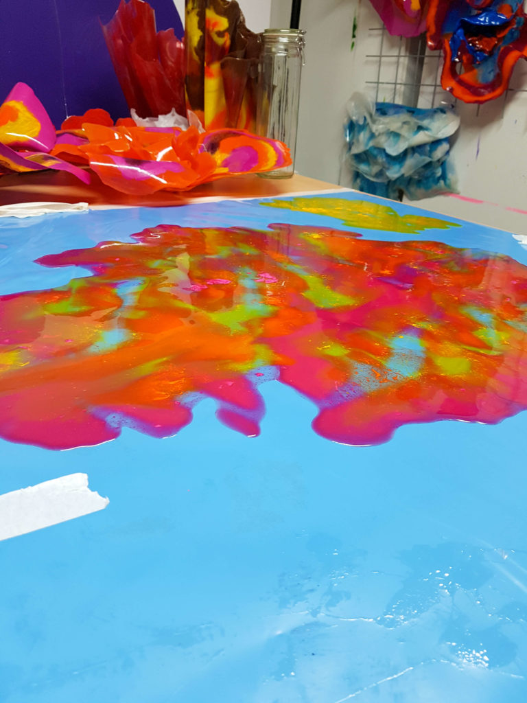 Workshop epoxy - masterclass epoxy