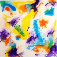 Epoxy workshop - schilderij resin masterclass epoxy