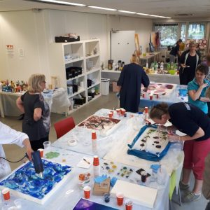 Epoxy workshop atelier antoynette anema