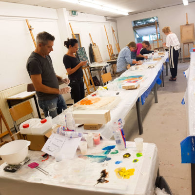 Epoxy workshop - masterclass epoxy