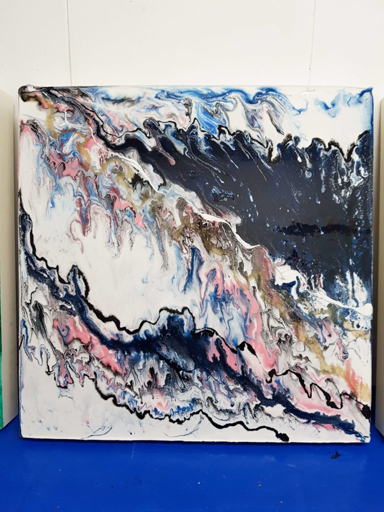 Epoxy workshop - masterclass epoxy, resin kunst